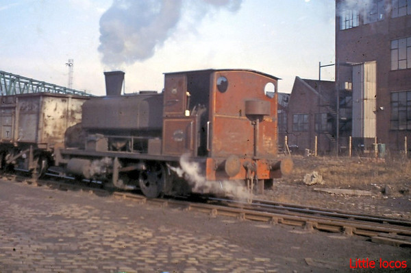 Carbon with Giesl ejector Burnley Central 17-2-66 (1)