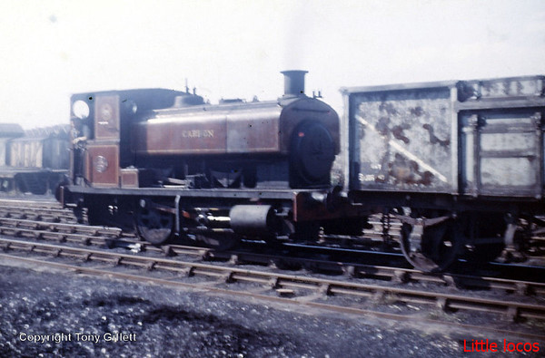 Carbon with standard chimney 29-4-64 (2)