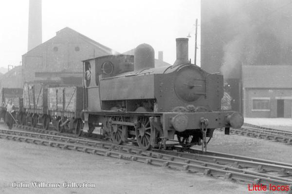 Barrow Steel No 29 Kitson 2457 of 1882