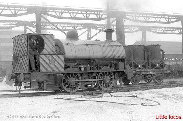 Barrow Steelworks No. 17 Sharp Stewart 1585 (formally Furness Railway No.25