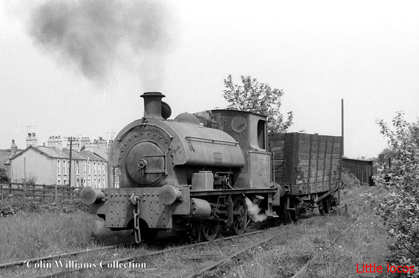 Diana RS&H 7127of 1944 at Lindal The Pennington Ore Mill Ulverston