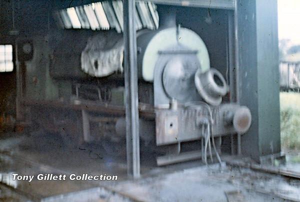 1925 Peckett Saddletank Sep 1965