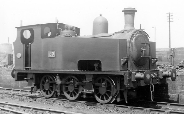 60 Manchester Ship Canal Co 0-6-0T HC 1047-13