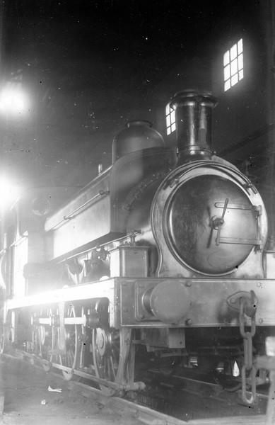 ex-NER 964 class, a number of which were sold to industry. From the style of numberplate, probably one of those at Whitwood or Walter Haigh collieries