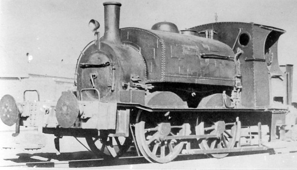 R&W Hawthorn 948/1856 at Stewarts & Lloyds (Aust) Pty. Ltd., Newcastle, NSW, 2. It was built as 0-4-2Tic for John Eales' Hexham-Minmi Railway, NSW.  Line and coal mine taken over by J & A Brown, developed into the Richmond Vale Railway.  Loco still No.2.  Rebuilt to 0-4-2STic, incorporating parts of sister loco, No.1 R&WH 947.  Sold to S&L in 1941 and reduced to 0-4-0STic in 1946.  Wdn 1951 and scrapped.