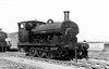 """Jason RS3170 at Market Overton Robert Stephenson 0-6-0ST """"Jason"""" (Works No. 3170 of 1905).  New to the East & West India Dock Co. at Tilbury Docks and passed to the Port of London Authority with the docks in 1909.  In June 1937 it was sold to George Cohen, Sons & Co. Ltd., who sent it to Robert Stephenson & Hawthorn for overhaul, prior to it moving on to Stanton Ironworks Co. Ltd, Market Overton Mines, Rutland.  Looking at the background in the photograph, I reckon it is shown at the Rutland location."""