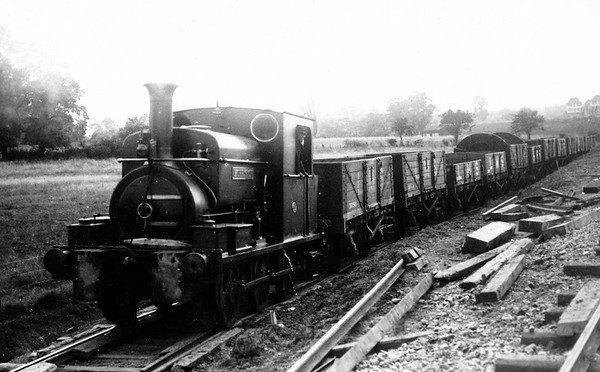 """""""Morriston""""  MW 1740 of 1908. Morriston seems to have been the name of the location where it worked."""