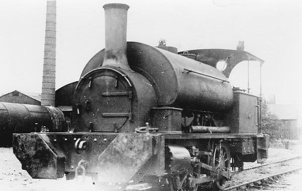 Looks like one of the older Neilsons used by Bairds & Scottish Steel at several sites - possibly N 2937/1882, now at Chasewater