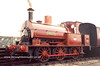 28) Wigan Iron & Coal Co 0-4-0 named Lindsay built 1887 at Steamtown [Carnforth] on the shuttle service