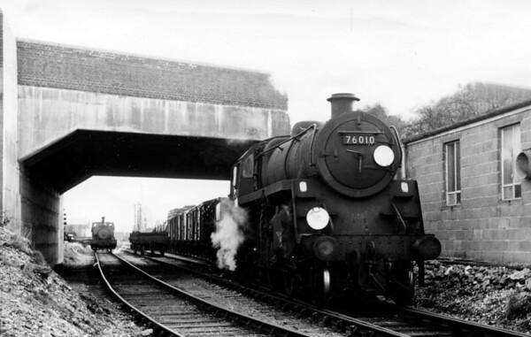 76010 & BENTON II B B & H Ltd Totton 29th January+ 2nd February 1965 (2)