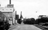 BENTON II Loco is AB 1290/12 at Burt, Bolton & Haywood, Eling Wharf, Totton. Scrapped 7/66. They had a previous Benton, hence its replacement was No2. No doubt the tanks are creosote for their sleeper business. (Thanks to John Scholes for info)