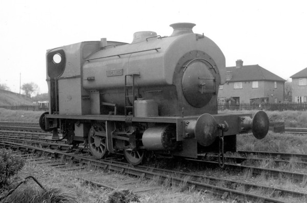 Elizabeth, Avonside SS3 1865/1922 supplied new to the South Suburban Gas Co, Sydenham Works and moved to Waddon Marsh in the 50's. Converted to oil firing but later restored to conventional form, she carries the two saddle tank fillers from the oil conversion. Purchased by Mr McAlpine and taken to Fawley Hill, where it is believed she steamed a few times. Moved to Carnforth, 1986 and purchased privately for restoration before being resold to Safeway PLC in 1991 and cosmetically restored at Crewe Heritage Centre to a Green Livery and plinthed outside their adjacent Crewe stores. Sold with the Store to Tesco PLC and repainted Tesco Blue and Red before private purchase and removal to LNWR Crewe for assessment. Resold to a private owner and moved to his premises in 2010 where she is a long term restoration project.