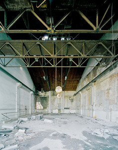 Power plant room