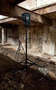 How to transport the camera into inaccessible floor?
