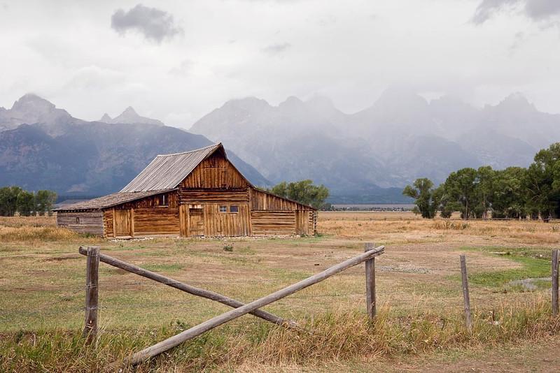 Old Barn_Tetons_0725