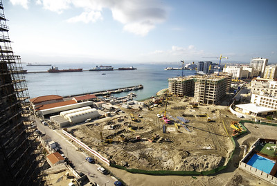Gibraltar Government's Mid Harbour Estate