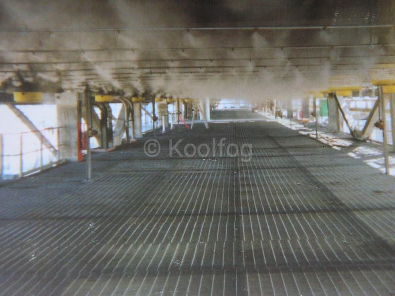 Petroleum Station Cooling
