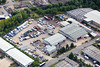 Aerial photo of Finedon Road Industrial Estate, Wellingborough.