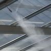 Greenhouse Fog Nozzle Up Close