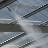 Greenhouse Fog Nozzle Up Close