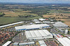 An aerial photo of Hatfield Business Park in Hertfordshire.