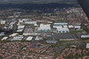 Aerial photo of Heathcote Industrial Estate in Warwickshire.
