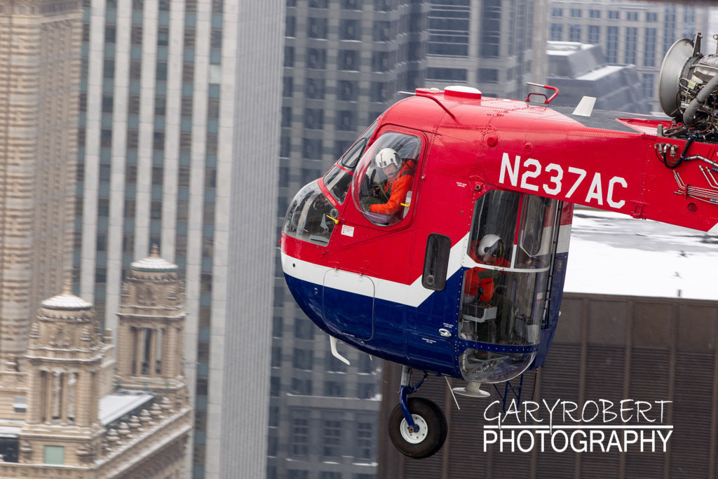 Erickson Air Crane - Sun Bird in Chicago