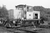 Another view of English Electric 0-6-0DH no. D1139/1966 at Wernos Coal Preparation Plant, Ammanford in April 1988. The washery closed at around this time.