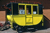 In 1954, South Wales Transport built this replica horse car to celebrate the 150th Anniversary of the Mumbles Railway. During construction, the axles and wheelsets of the line's Hardy (AEC) 4wPM no. 14 of 1929 were used; the remainder of the loco was scrapped. The car has been preserved at Swansea Museum.