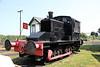 Fowler (4100005/1947) 0-4-0DM 'Churchill' at the Derwent Valley Light Railway, York on 5th July 2013.