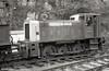 Ruston Hornsby 0-6-0DM (421702/1959) 'Trecatty' at Llwyfan Cerrig, Gwili Railway.
