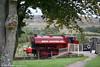 RSH 0-6-0ST (7169/1944) pauses at Whistle Inn, P&BR on 19th September 2010.