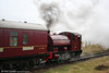 &BR Bagnall 0-4-0ST No. 19 propels another lucrative 'Santa Special' towards Whistle Inn, P&BR on 20th December 2008.