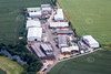 Aerial photo of Market Overton Industrial Estate