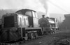 Peckett 0-6-0ST 'Sir Gomer' in the company of a Bagnall diesel at Mountain Ash.