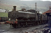 A later view of 0-6-0PT 9600 at Merthyr Vale Colliery. By this time, the smokebox number plate had no doubt 'fallen' into the hands of a collector!