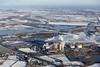 Newark Sugar Factory from the air.