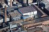 Aerial photo of Newark Sugar Factory.