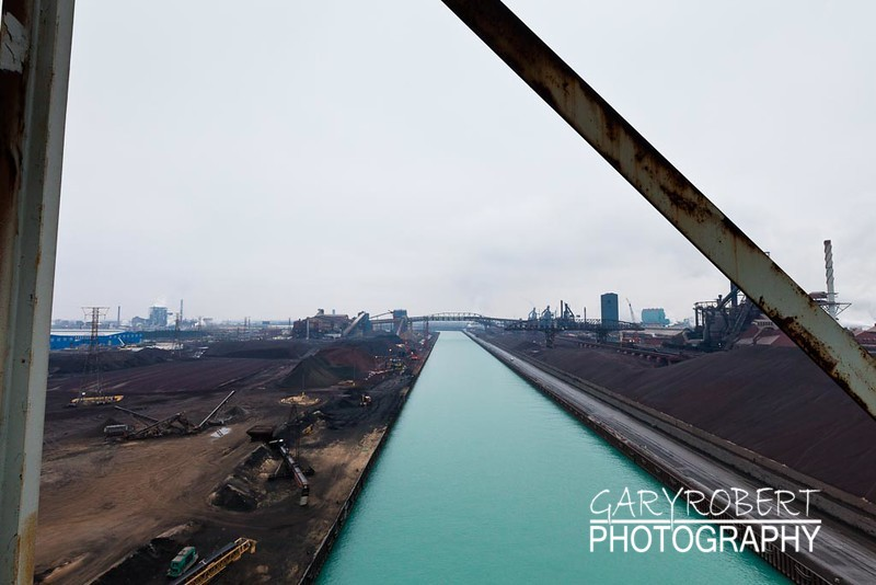 Steel Mill Canal