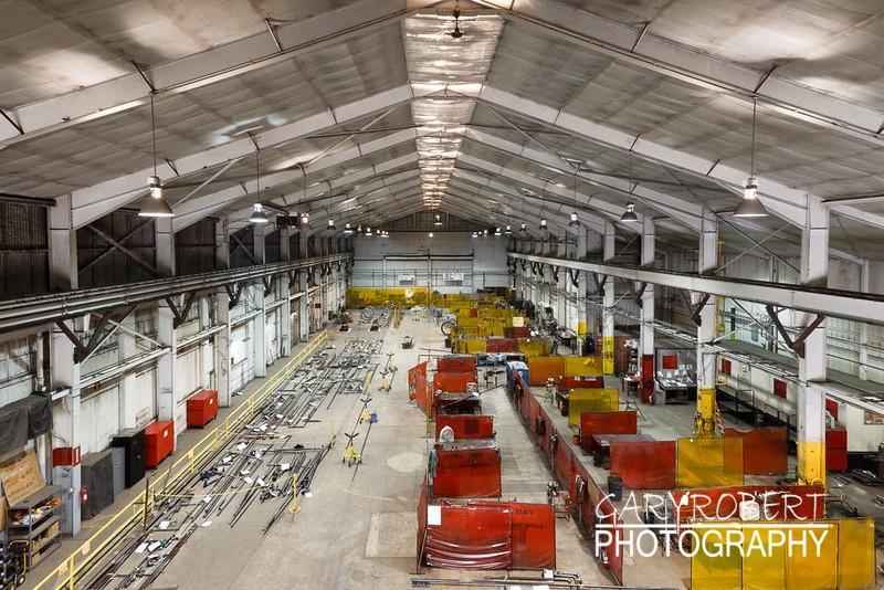 Indiana Fabrication Shop