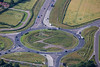 Aerial photo of Farndon Roundabout-250