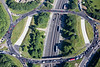 Aerial photo of Motorway Junction-50