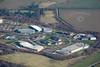 Aerial photo of Ruddington Business Park in Nottinghamshire.