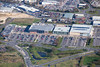 Aerial photo of Monks Cross Shopping Park