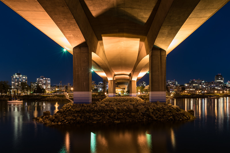 Cambie Bridge, Vancouver