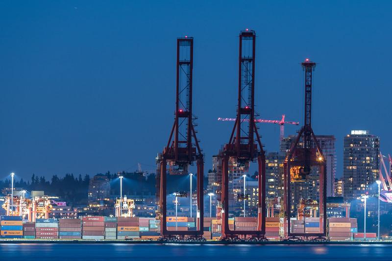 Dock, Vancouver