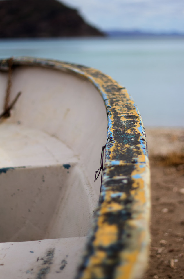Coyote Bay Boat Detail