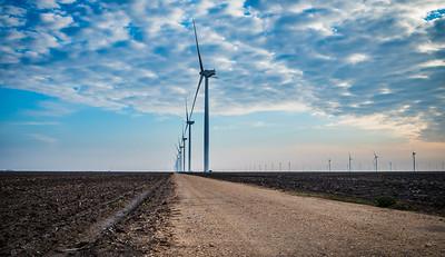 Duke Energy's Los Vientos Wind Farm