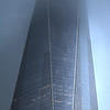 One World Trade Center in Fog