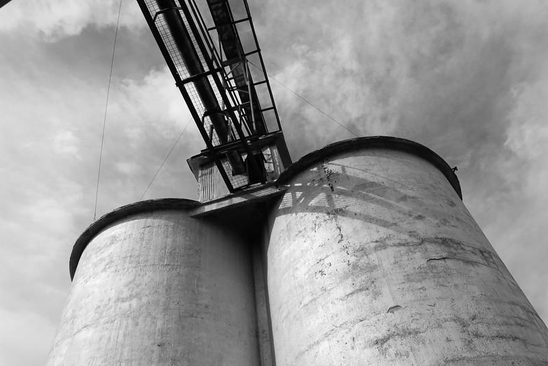 Grain elevator - Gutherie, OK